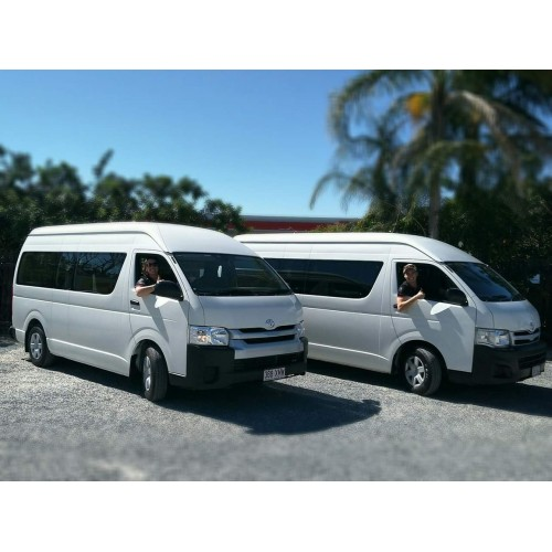 vans for hire - van hire redlands