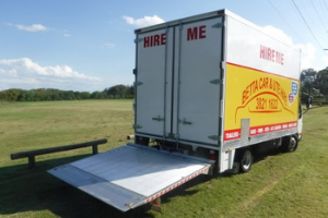 trucks for hire - truck rentals cleveland