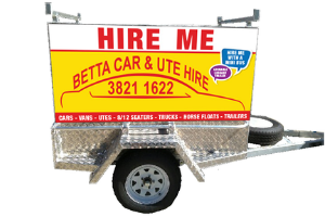 trailer hire - trailers for hire redlands