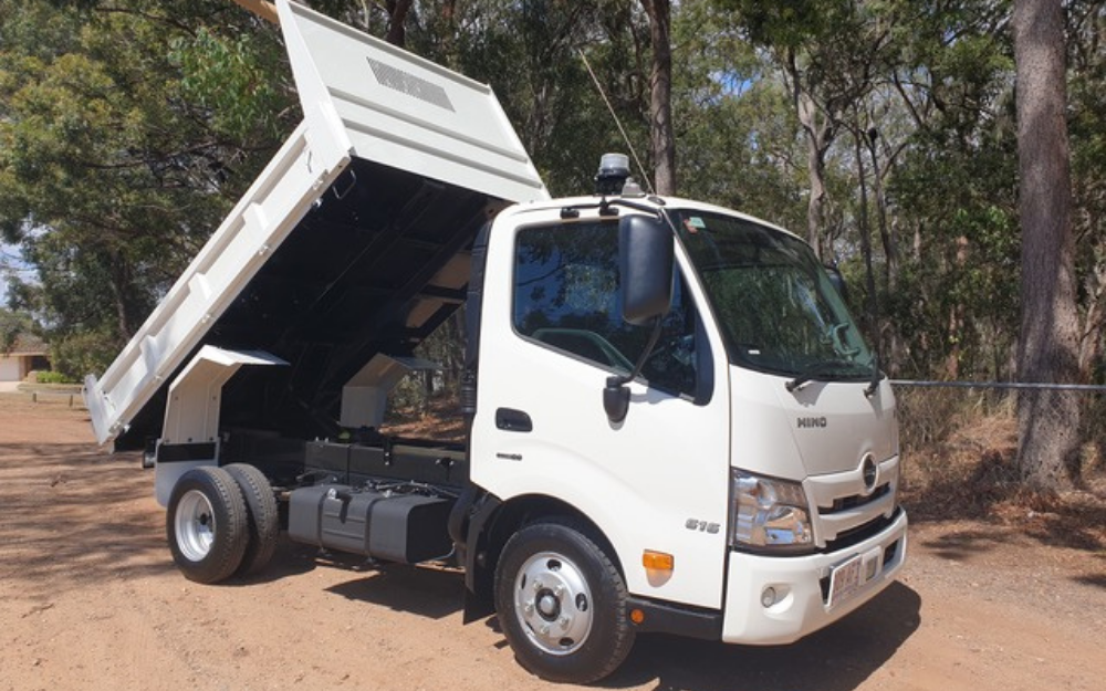 Tipper Truck Hire Redlands – The Real Aussie Rippers