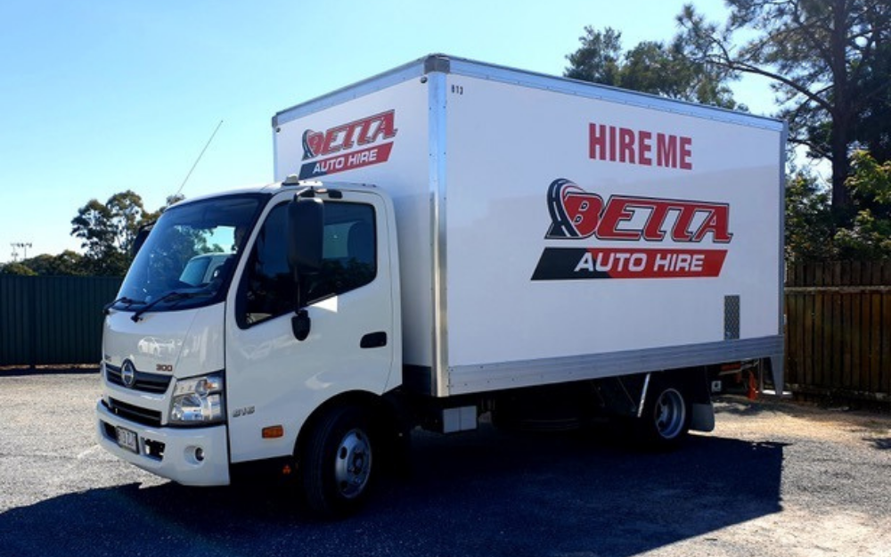 Redlands Truck Hire – Life Just Got So Much Easier