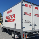 Betta Auto Hire Redlands -Driving A Hire Truck For The First Time